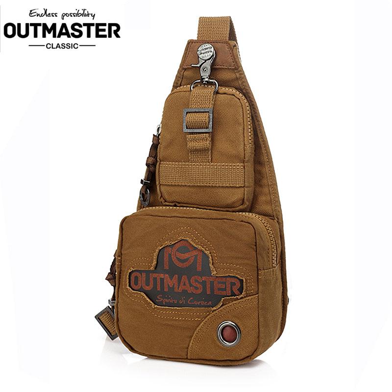2017 Spring Fashion Men's Handbags Multifunctional Man Shoulder Bag Men Canvas Messenger Bags Casual Travel Military Bag