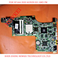 603939-001 For HP Pavilion DV6 DV6-3000 notebook motherboard DAOLX8MB6D1 HD5650 discrete graphics100% tested and working prefect