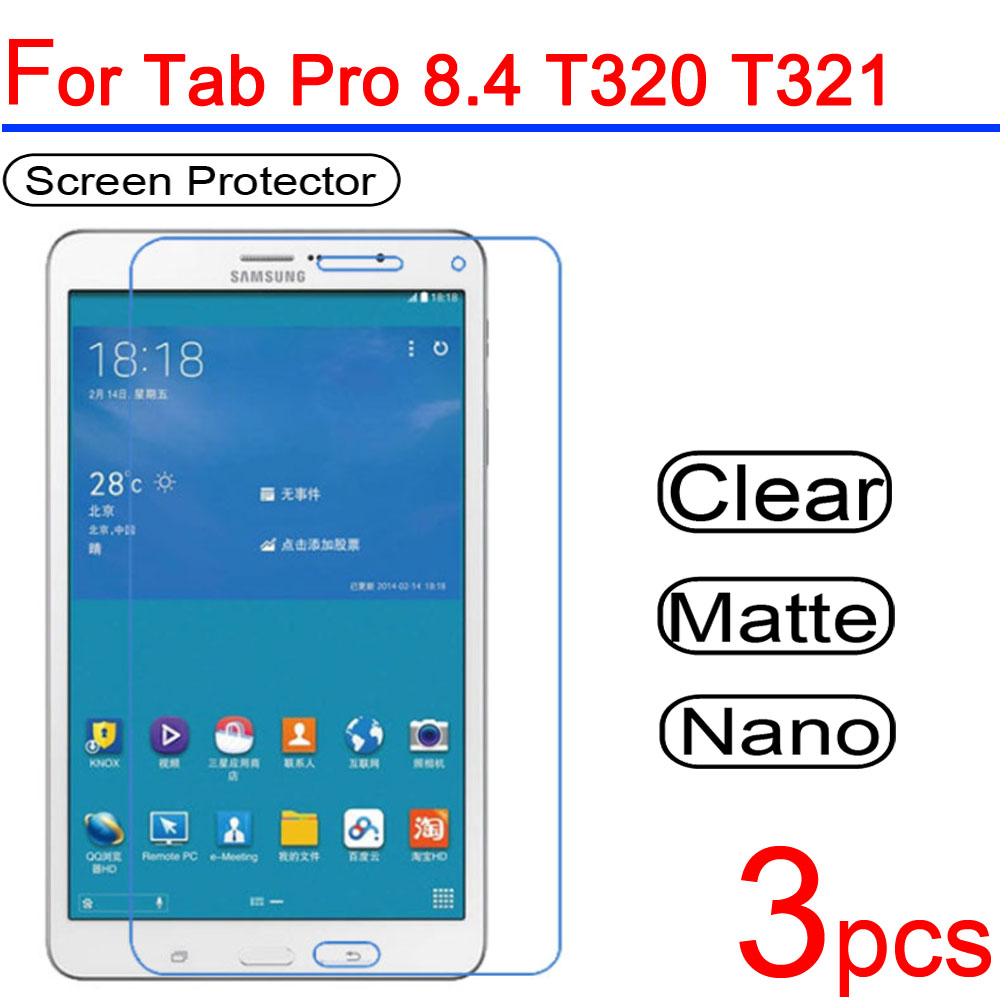 5 x Ultra Clear HD LCD Screen Protector Guard for Samsung Galaxy Tab 2 P3100 7/""