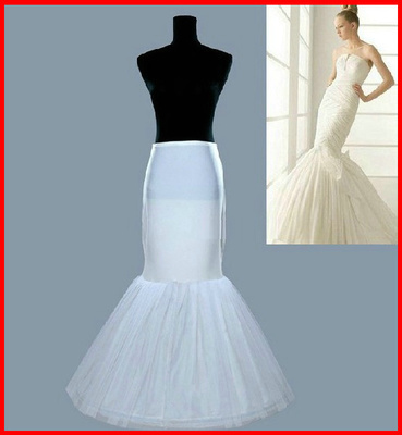 Maphia Wedding Petticoat Bride Bridal Fishtail Jupon Accessories ...