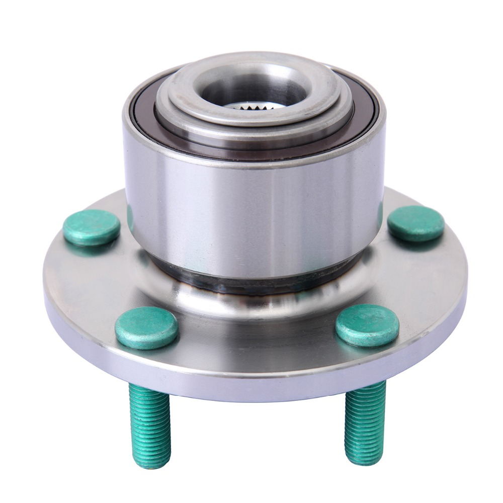FRONT WHEEL BEARING For FORD FOCUS MK2 C-MAX HUB WITH ABS 2003-2016