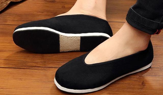wesing Chaussures D'Arts Martiaux pour Homme - Blanc - Blanc, 44 EU