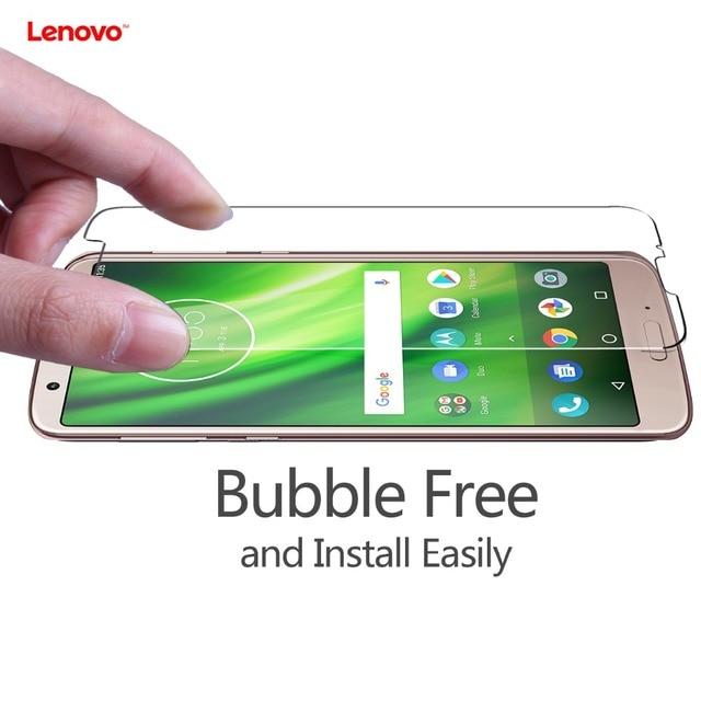 [2-пакет] lenovo Стекло Экран протектор для Moto G6/G6 Play/E5 играть NA, 9 H протектор фильм