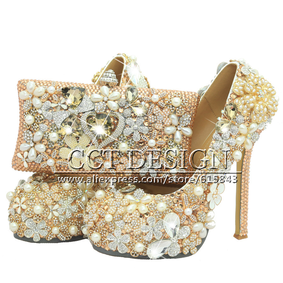 line Get Cheap Wedding Shoes and Clutch Aliexpress