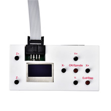 Upgrade GRBL Offline Controller board High Capacity CNC Router Control Module Working Remote