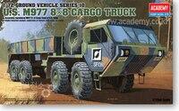 1/72 США m997 Тип 8x8 Heavy Duty Truck тяги 13412