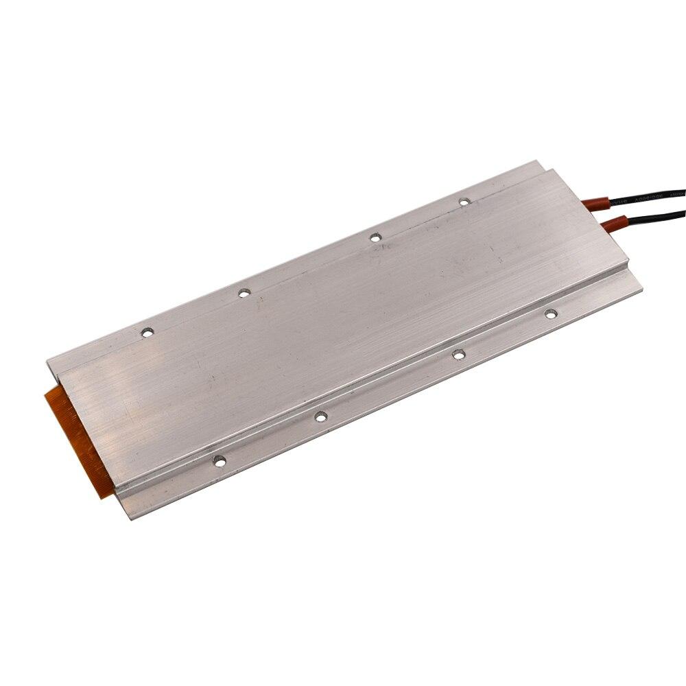 170x62x5 5mm ptc elemento de aquecimento ac dc220v ptc aquecedor para crimper