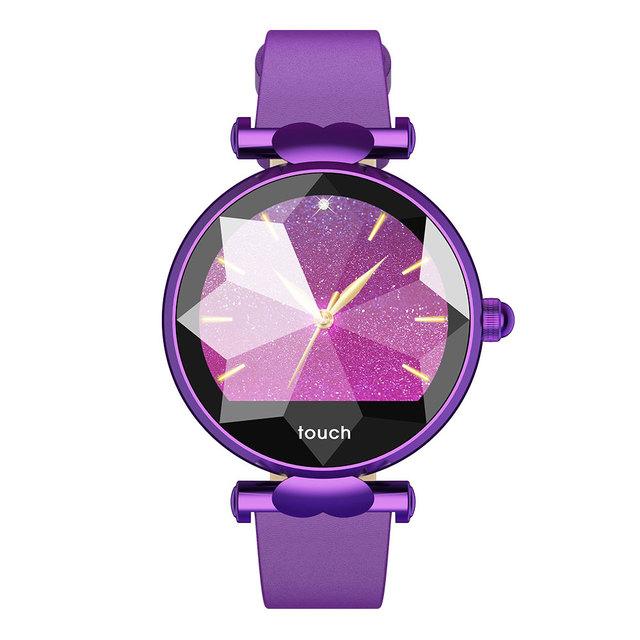 Women's Round Shaped Smart Watch