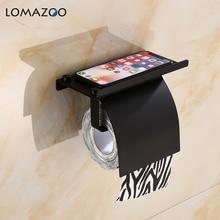 Краткое настенное крепление туалет бумага держатель Ванная комната 4 цвета приспособление рулон из нержавеющей стали держатели бумаги с Телефон Полка с baf