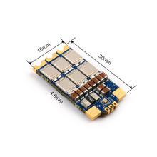 iFlight SucceX 60A with Radiator 32bit BLHeli-32 2-6S Single ESC Supports Dshot150/300/600/1200/Multishot/Oneshot for FPV drone
