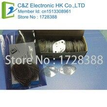 Hoja de MICA aislante para transistores TO3, 29mm x 42mm x 0,12mm, envío gratis
