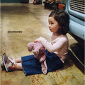 Corea Nuevos Niños Ropa Ropas de Las Colmenas de La Muchacha Tops de Punto Princesa Embroma La Ropa de Moda