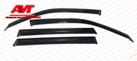 Deflectors case for Suzuki Grand Vitara 2005 2017 1set\4pcs styling wind window deflector guard auto vent visor guards cover