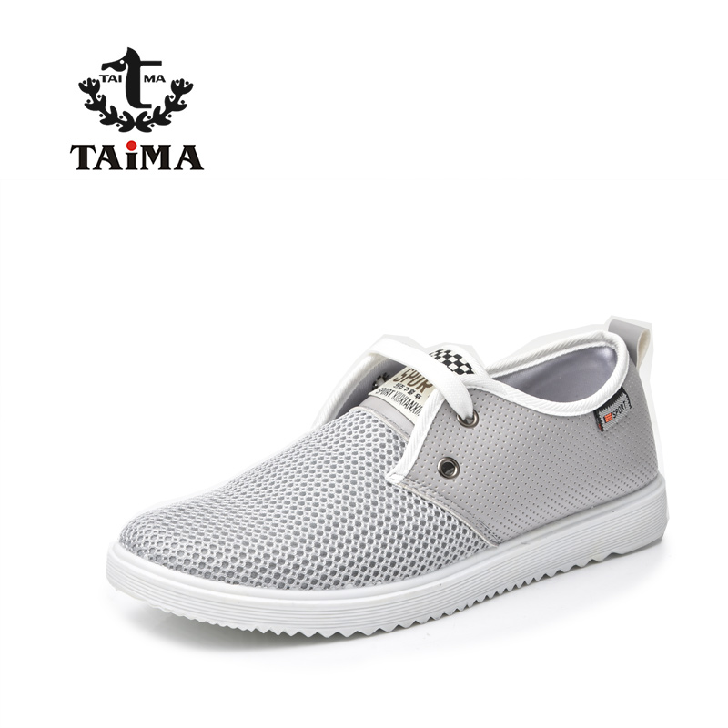 TAIMA CASUAL SHOES MESH UPPER #TMSX002 кожаные туфли taima
