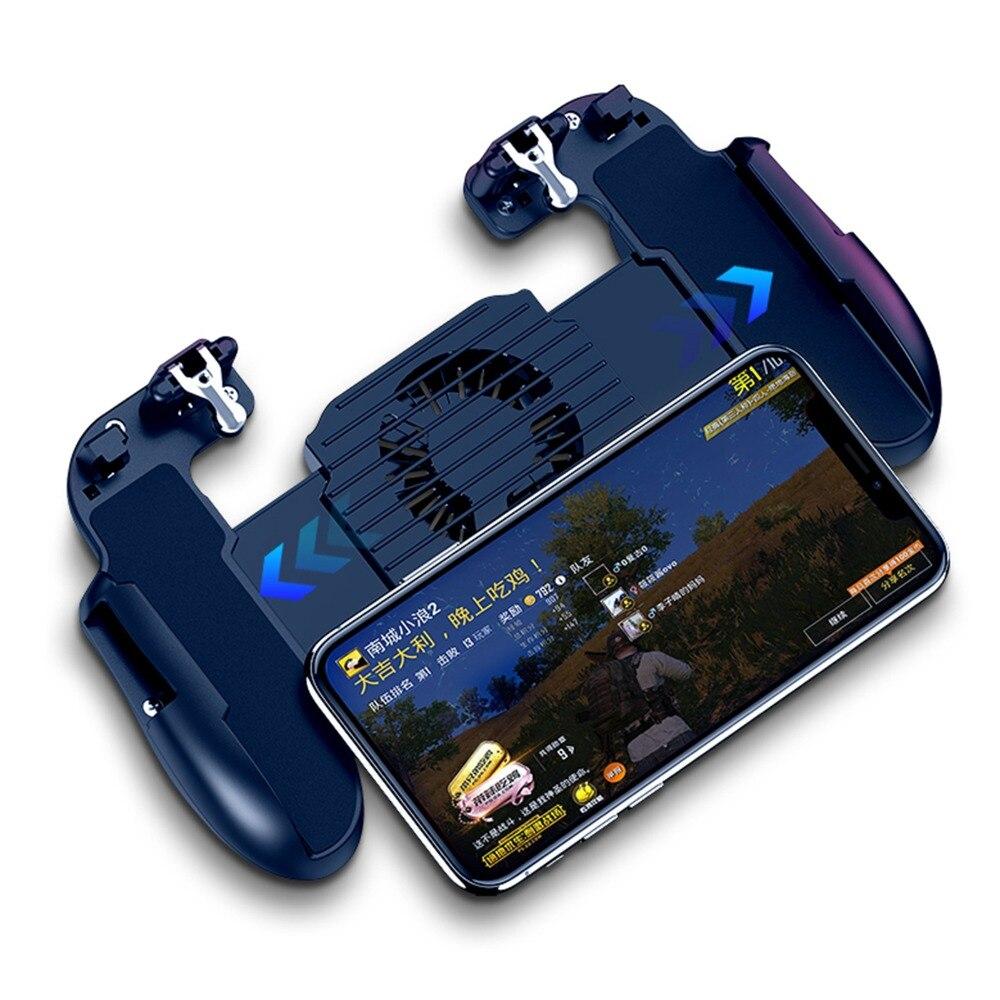 SR2 Gamepad PUBG Mobile Trigger Control Cell Phone Controller L1R1