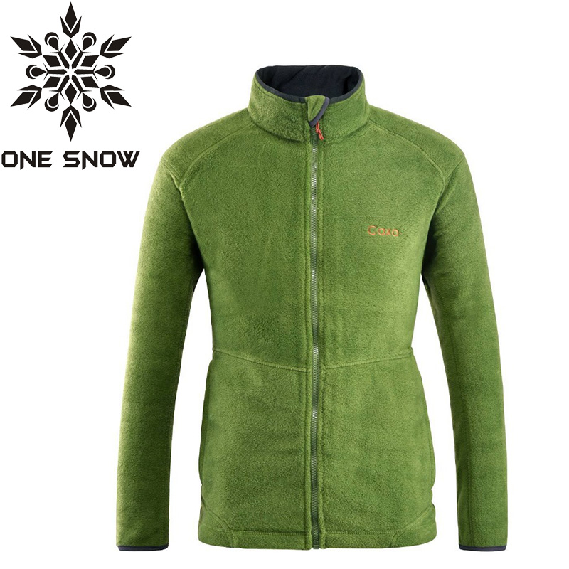 ФОТО ONE SNOW Brand Sport Jacket Women Outdoor Fleece Jacket Thermal Warmthtm Winter Thermal Comfortable Running Hiking Jacket CAXA