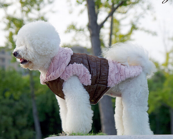 1pcs pet dog cat fashion warm soft jackets doggy autumn winter sweaters puppy costume pets supplies dogs cats clothes XS-XL