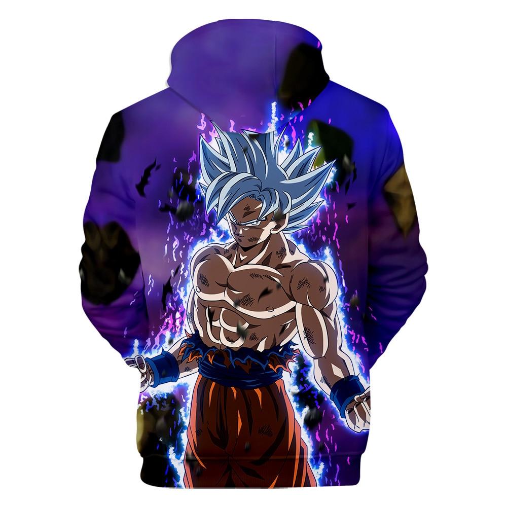 Dragonball Z Goku Streetwear Men/Women 21