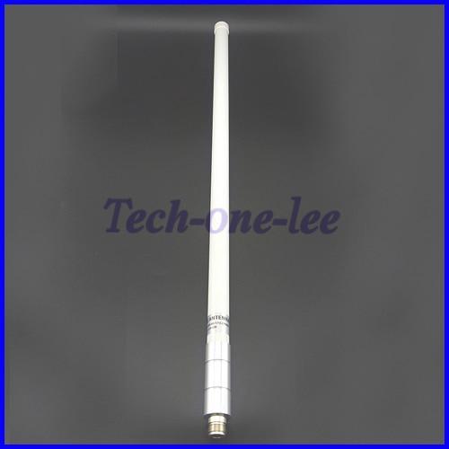 4G Fiber De Verre Antenne 4.6/6.5dbi avec N Jack Femme Broches du Connecteur 806-960/1710-2700 Mhz 4G LTE Antenne pour 3G 4G Signal Booster