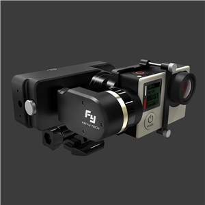 Feiyu Tech WG Mini 2-Axis Wearable Gimbal for Gopro 3 3+ 4 original feiyu tech fy wg lite wg series mental single axis wearable gimbal in stock