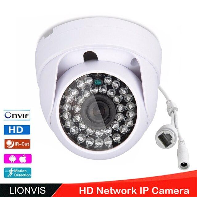"HD 720P/960P/1080P Network IP Camera  2.0 MP 1/3"" ONVIF CCTV Security 36 Infrared Led Night Vision Indoor Surveillance Camera"