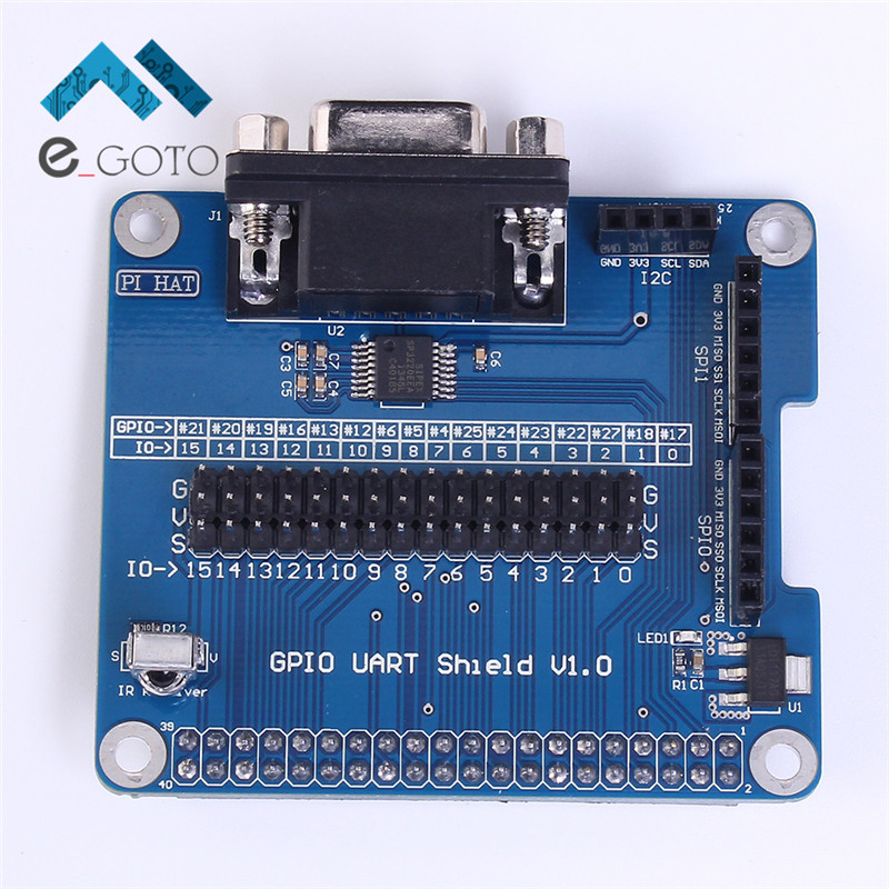 GPIO UART Shie Serial Port Shield Expansion