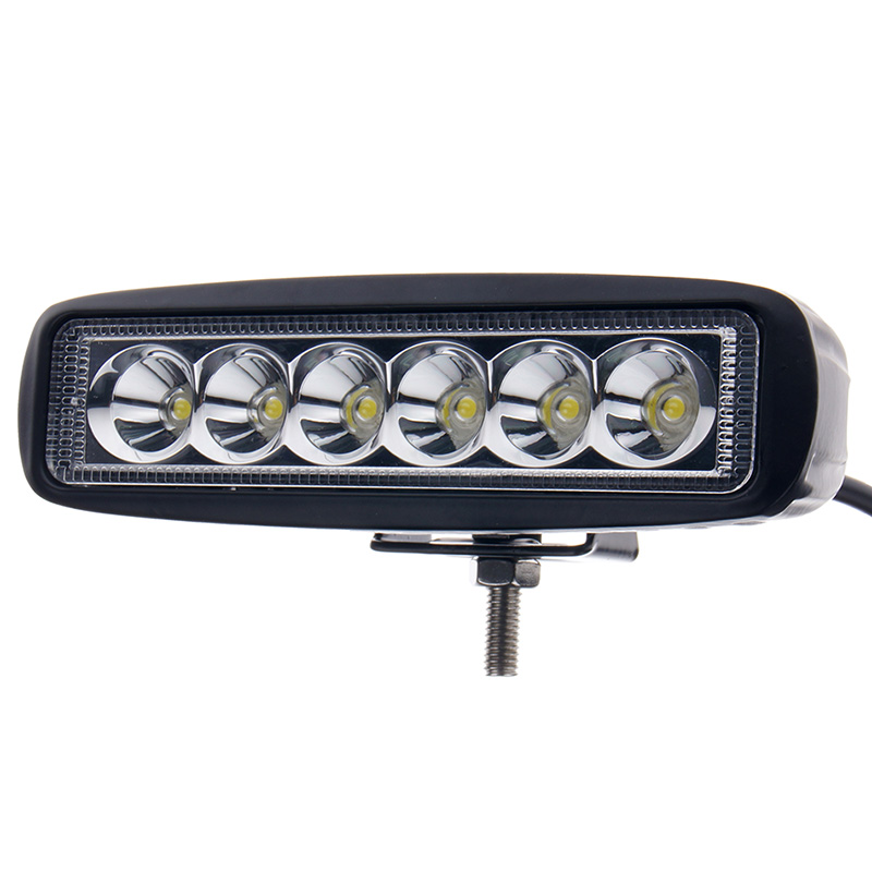 Weketory 10 шт. 6 дюймовый 18 Вт светодиодный свет лампы для мотоцикл трактор Лодка Off Road 4WD 4x4 грузовик внедорожник ATV Спот Наводнение 12 В 24 В