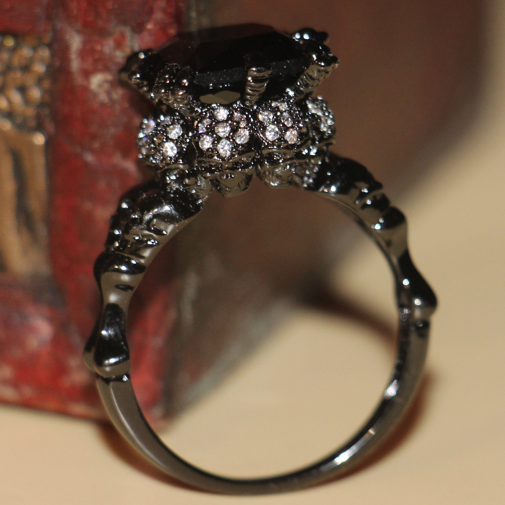 online get cheap gold skull ring women -aliexpress | alibaba group