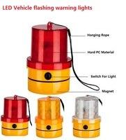 LED piscando luzes de advertência Do Veículo|Semáforo| |  -