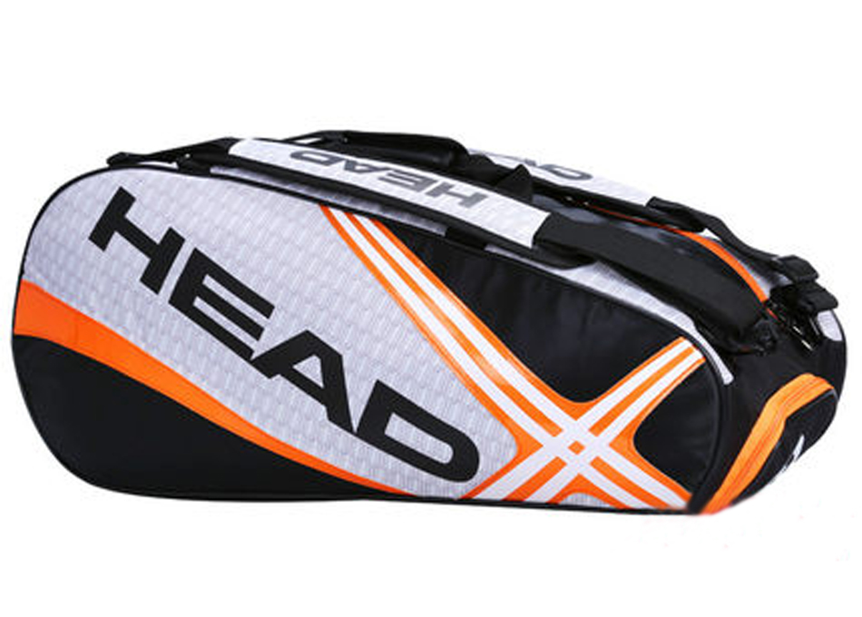 Head Tennis Backpack Tennis Bag Union Jack HEAD Tennis Racket Bag Large 3 6 Padel Racquets
