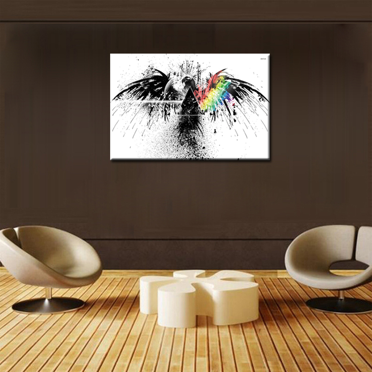 Top Selling Movie Poster series Canvas Wall Art Home Decoration Pictures 1 Panels For Sitting Room Wholesale Abstract 116 in Painting Calligraphy from Home Garden