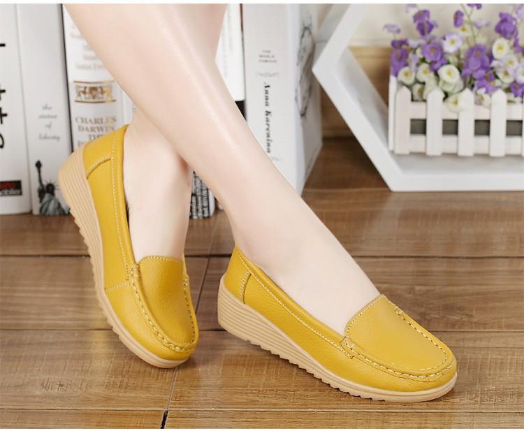 AH 987 (13) mother flats shoes