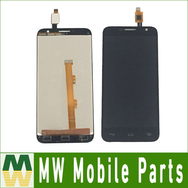 For Alcatel One Touch Idol 2 mini 6016 OT6016 6016E 6016D 6016A 6016X LCD Display+Touch Screen Digitizer Black White color