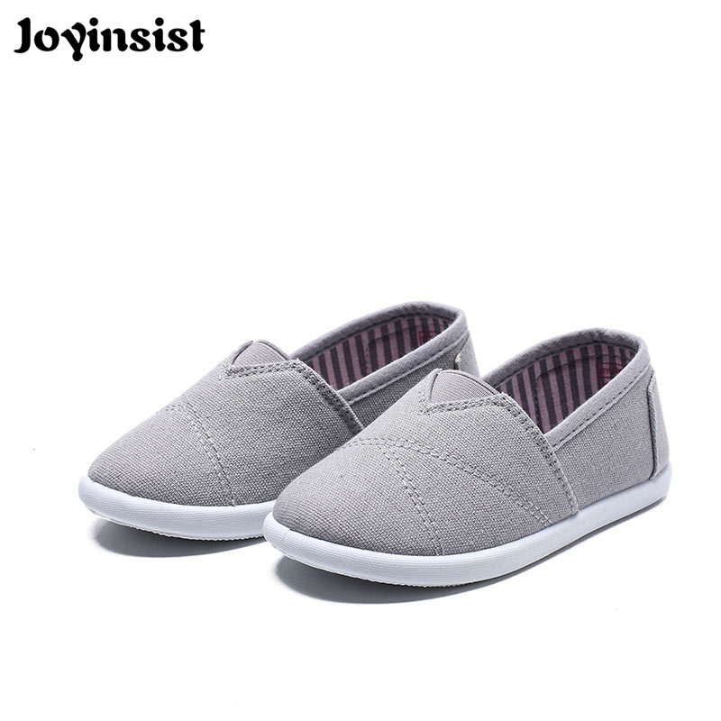 2018 new spring and summer men and women baby shoes Korean version of simple and breathable childrens canvas shoes2018 new spring and summer men and women baby shoes Korean version of simple and breathable childrens canvas shoes