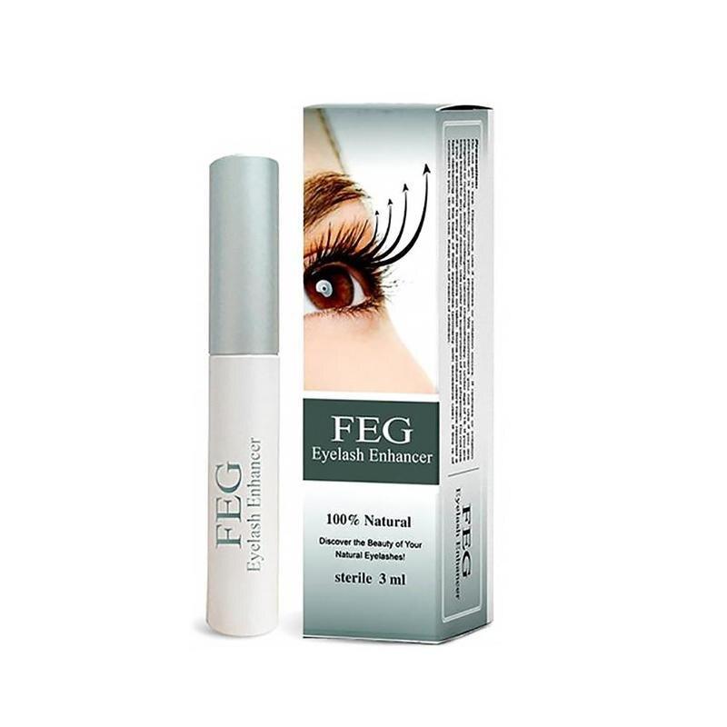 FEG Makeup Eyelash Growth Powerful 100% Original Eyelash Growth Treatments Serum Enhancer Eye Lash FEG Eyelash Growth Liquid