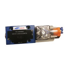 Электромагнитный распределительный клапан shlixin 4we6y l6x/eg24nz5l