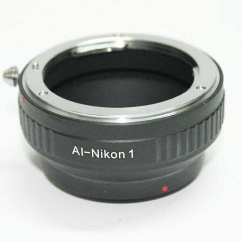 AI-N1 Camera lens adapter ring for nikon AI,F AI-S mount lens adapter to for nikon 1 camera s1 J1 J2 J3 J5 V1 V2 V3 AW1 AI-N1 Camera lens adapter ring for nikon AI,F AI-S mount lens adapter to for nikon 1 camera s1 J1 J2 J3 J5 V1 V2 V3 AW1