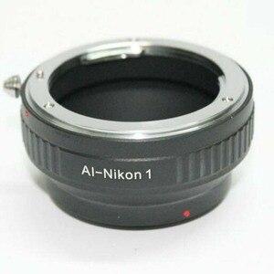 Image 1 - AI N1 Camera lens adapter ring for nikon AI,F AI S mount lens adapter to for nikon 1 camera s1 J1 J2 J3 J5 V1 V2 V3 AW1