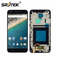Srjtek 5 2 Display For LG Nexus 5X LCD Touch Screen With Frame Digitizer Assembly For