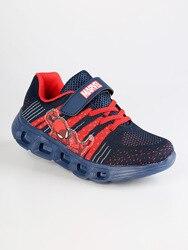 MARVEL buty z rozdarcie i światła Spider Man w Trampki od Matka i dzieci na