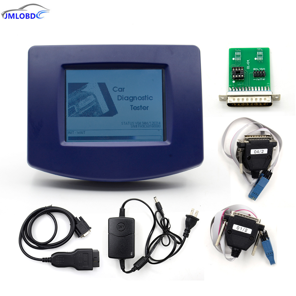 2018 Newest Main Unit of Digiprog III V4.94 Digiprog 3 with OBD2 ST01 ST04 cable odometer correction tool Digiprog3 In stock hot sale original professional st60 w211 and w203 cluster diagnostic cable for digiprog iii