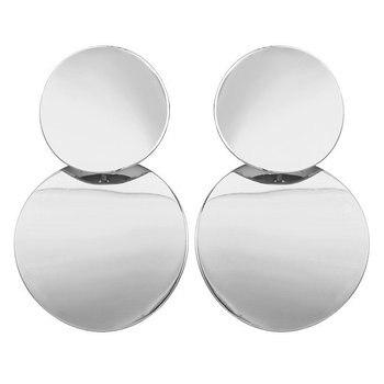 Geometric Shell Earrings For Women Earrings Jewelry Women Jewelry Metal Color: FCS17925
