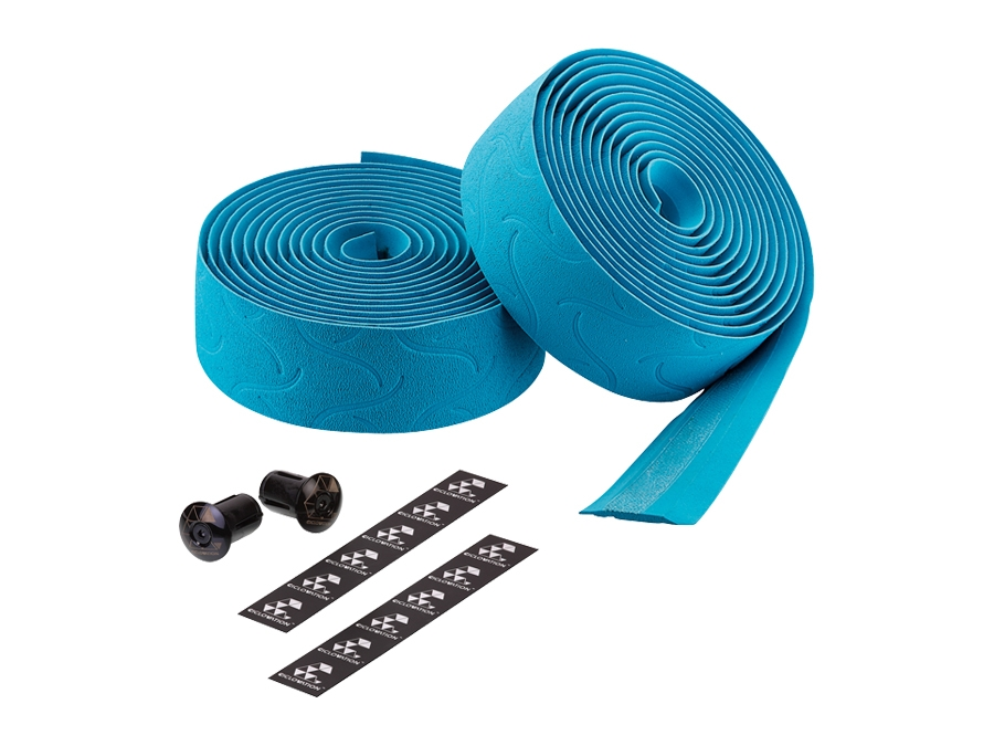 CICLOVATION Suede Touch Handlebar Tape 2.5Mm Pink Bike