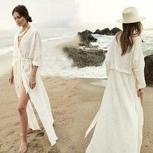 Pareo Beach Cover Up Bikini Swimsuit Robe De Plage Tunic BeachWear Swimwear Bathing Suit up