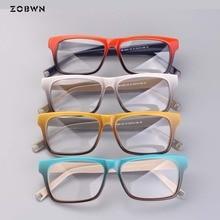 ZOBWN ミックス卸売ヴィンテージブランドのデザイナーの眼鏡の女性フレームメガネクリアレンズ眼鏡フレームの女性 oculos デ grau feminino