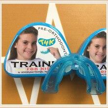 T4k синий цвет MRC Австралия стоматологический ортодонтический тренажер для зубов для детей