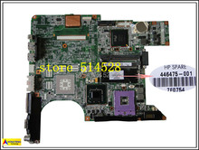 original 446475-001 Laptop motherboard For Hp pavilion DV6500 motherboard DDR2 100% Test ok