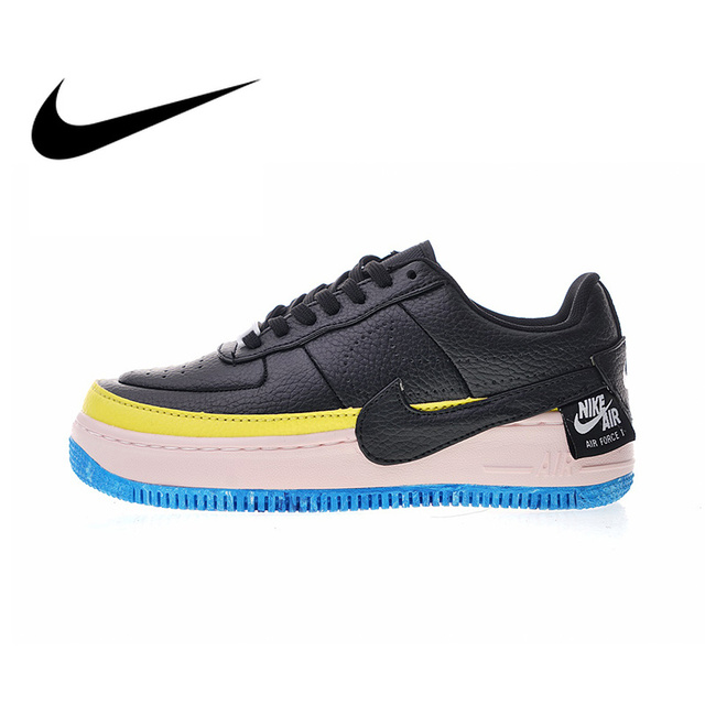 Original Authentic Nike Wmns AF1 JESTER XX Women's Comfortable Skateboarding Shoes Sport Outdoor Sneakers Low Top Designer Good