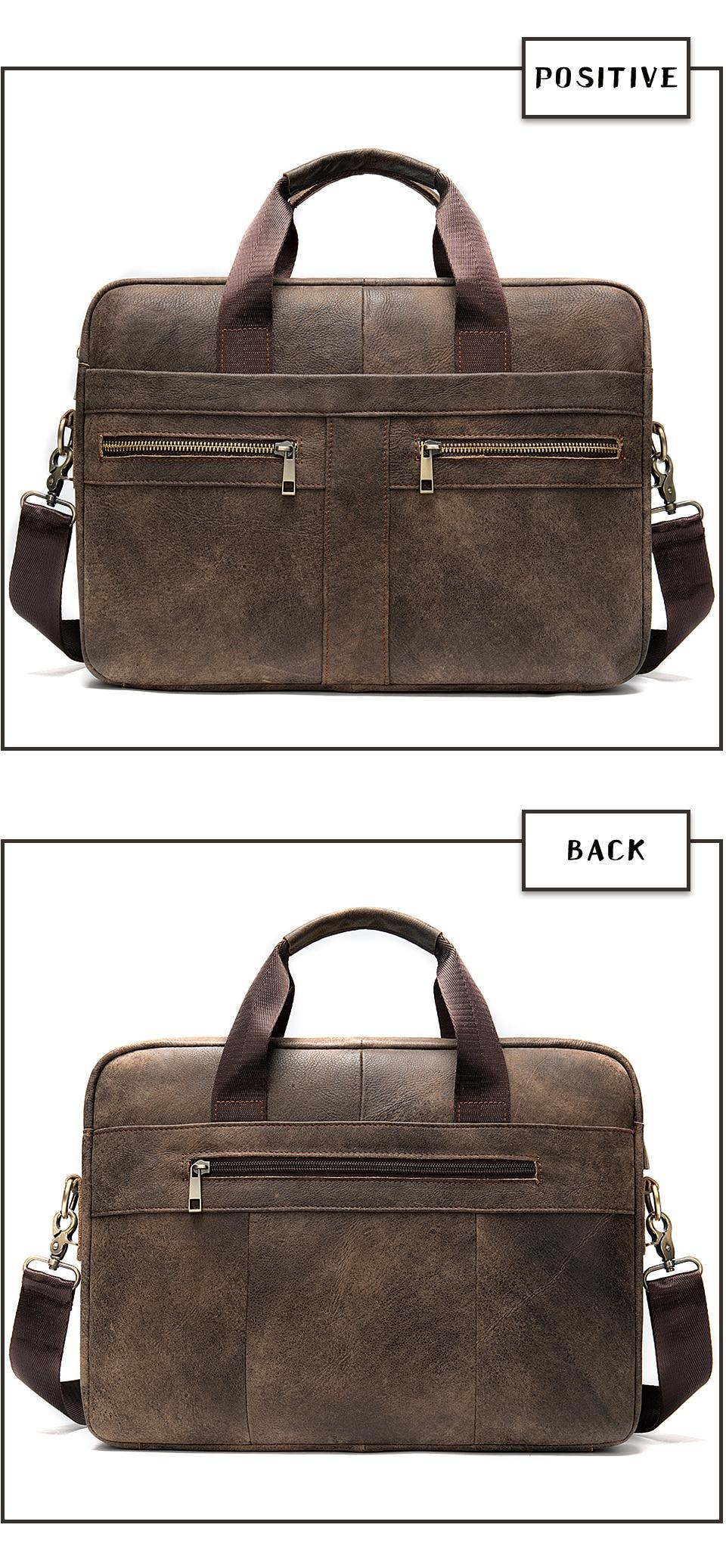 HTB1.fsAaVP7gK0jSZFjq6A5aXXai WESTAL Bag men's Genuine Leather briefcase Male man laptop bag natural Leather for men Messenger bags men's briefcases 2019