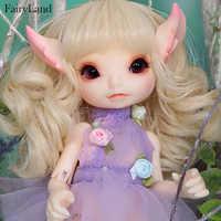 Fairyland RealFee-muñecas BJD Haru para niñas y niños, modelo de cuerpo 1/7, tienda de juguetes, casa de muñecas de Resina de silicona, muebles de anime